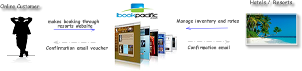 How ibookpacific.com Works